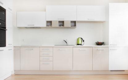 Sposoby na górną zabudowę kuchni