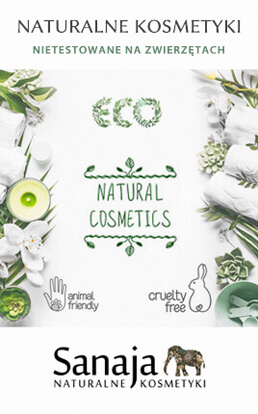 Naturalne Kosmetyki Sanaja