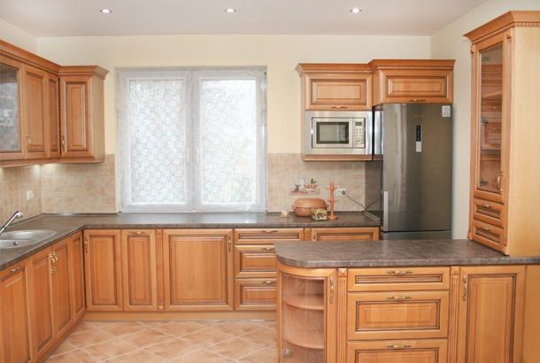 Klasyczna Kuchnia Drewniana  Darex Szczecin