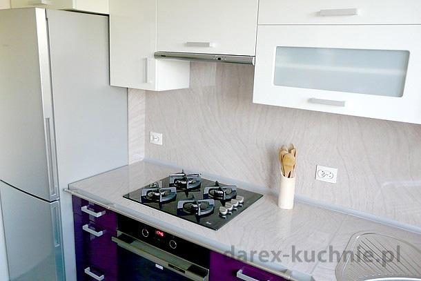 Mała Kuchnia Blokowa  Darex Szczecin -> Kuchnie Nowoczesne Male W Bloku