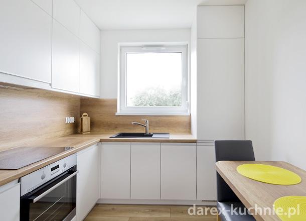 Kuchnia Z Wysoką Zabudową Darex Szczecin