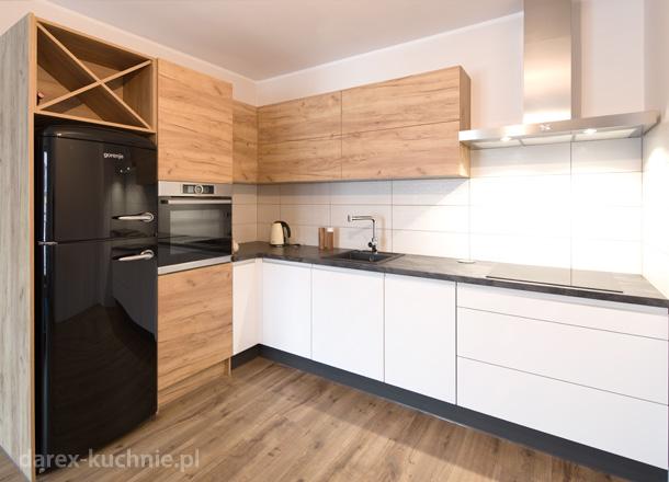 Kuchnia z lakierem i fornirem  Darex -> Kuchnia Weglowa Bez Piekarnika